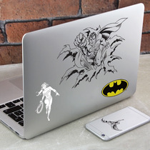 Dc Comics Decals Calcomanías Gadgets Laptop Celular Ipad