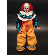 Figura Payaso Eso Pennywise It Escala 1/6 Tipo Hot Toys