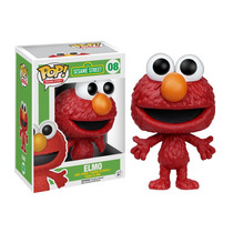 Funko Pop Elmo Plaza Sesamo Sesame Street Muppets
