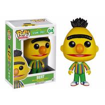 Beto Funko Pop Plaza Sesamo Sesame Street Bert Enrique