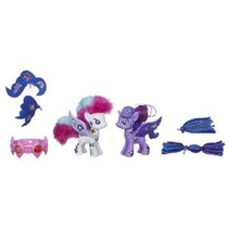My Little Pony Pop Rareza Y La Princesa Luna Deluxe Kit Esti
