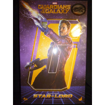 Hot Toys Star Lord Mms255 Guardians Of The Galaxy