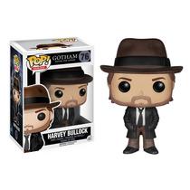 Funko Pop Harvey Bullock Gotham Batman Ciudad Gótica Warner