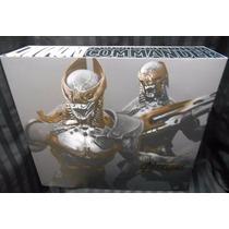 Hot Toys Chitauri Set Footsoldier Y Comander Mms228 Avengers
