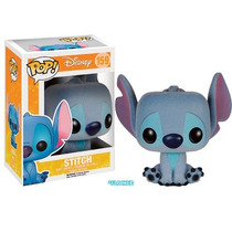 Funko Pop Stitch Peludito Exclusivo Disney Lilo & Stitch
