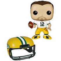 Funko Pop Nfl Aaron Rodgers Greenbay Packers Empacadores