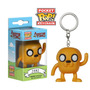 Funko Pop Llavero Jake Adventure Time Hora De Aventura Vinyl