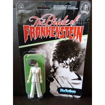Reaction Figures Bride Of Frankenstein Universal Monsters