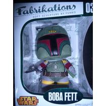 Star Wars Boba Fett Peluche Disney Funko Fabrikations