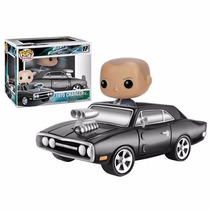 Funko Pop! Rides: Fast & Furious - 1970 Charger Con Torreto