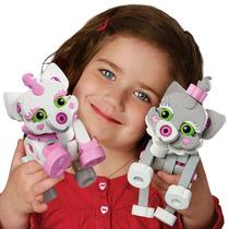 Gato Y Gatito Armables Juguetes Para Niños Foamy Bloco