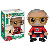 Funko Pop Stan Lee Superhero Vinyl Figure Marvel Cameo Nuevo