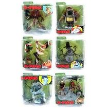 Monsters Serie 5 (6 Blisters Diferentes) De Mc Farlane
