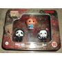 Horror Pocket Pop Mini Set 3 Funko Saw Chucky Scream