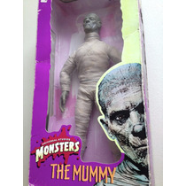 Universal Monsters The Mummy De Coleccion 12 Pulgadas
