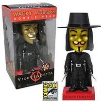 Funko V For Vendetta De Venganza Metalico Exclusivo Comi Con