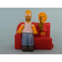 Sillon De Los Simpson The Sipmson Homero Lisa