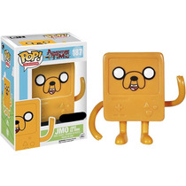 Funko Pop Jmo Bmo Bemo Jake Adventure Time Hora De Aventura