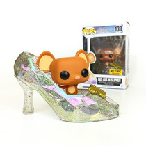 Funko Pop Gus Gus Exclusivo Cenicienta Zapatilla Disney