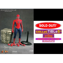 Spiderman The Movie Hot Toys ® Masterpiece Statue Esc. 1/6