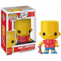 Los Simpsons Bart , Funko Pop Television