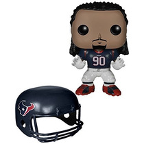 Funko Pop Nfl Jadeveon Clowney Texans Houston Nuevo