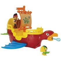 Fisher-price Disney Jake Y El País De Nunca Jamás Piratas De