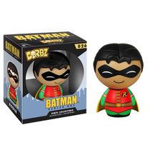 Funko Robin Dorbz Vinyl Batman Clasico Nuevo Dc Comics