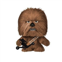 Funko Fabrikations Star Wars Chewbacca Peluche Nuevo