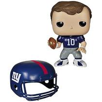 Funko Pop Nfl Eli Manning Ney York Giants Gigantes Nuevo