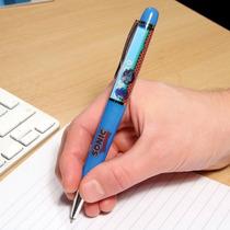 Pluma Oficial Sonic Motion Pen Gamer Geek Boligrafo Nuevo
