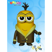 Minion Bored Silly Kevin Funko Pop! Movies