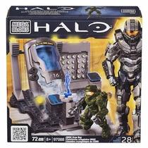 Halo Set Megabloks Nuevo En Caja Cryo Bay Coleccionable Geek