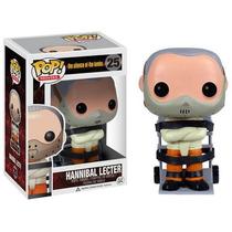Hannibal Lecter C/ Máscara Original Funko Pop Figura Vinil