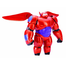 Big Hero 6 Armor-up Baymax Grandes Heroes Figura De Accion