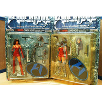 Lote 2 Fig Dif Ver Sara Pezzini Witchblade P Comp Lee Anun