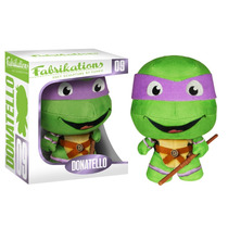 Funko Fabrikations Donatello Tmnt Tortugas Ninja Peluche