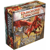 Dungeons And Dragons Wrath Of Ashardalon Juego De Mesa