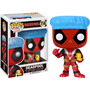 Funko Pop Deadpool Hora De Baño Exclusivo Marvel Vinyl Pato