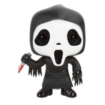 Funko Pop Movies Ghostface Scary Movie Nuevo