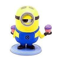 Mini Figura Minion Con Cupcakes Mi Villano Favorito 2