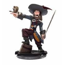 Muñeco Infinity Barbossa Disney Games Piratas Del Caribe