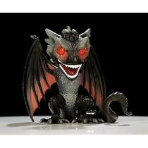 Funko Pop Drogon Exclusivo Game Of Thrones Dragon Ojos Rojos