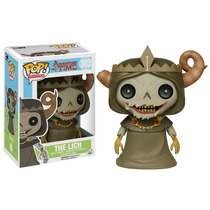 Funko Pop The Lich Adventure Time Hora De Aventura Vinyl