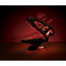 Lampara T-rex In My Room Uncle Milton Dinosaurio Fosil Cabez