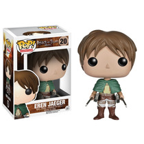 Funko Pop Eren Jaeger Attack On Titan Nuevo Vinyl Original