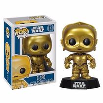 Funko Pop Star Wars C3po Guerra De Las Galaxias