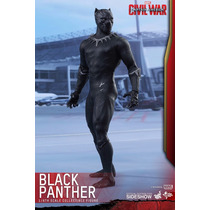 Preventa Hot Toys Black Panther Civil War Marvel