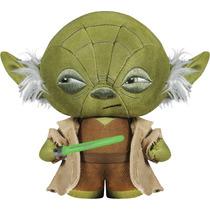 Funko Fabrikations Starwars Yoda Nuevo Peluche En Caja