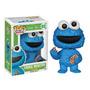 Funko Pop Cookie Monster Plaza Sesamo Sesame Vinyl Nuevo